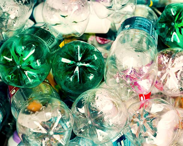 再生プラスチック